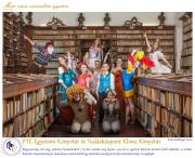 PTE Táncegyüttes -  PTE Egyetemi Könyvtár és Tudásközpont Klimo Könyvtár