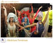 PTE Táncegyüttes - Akvárium-Terrárium