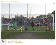 PTE Táncegyüttes - PMFC Stadion
