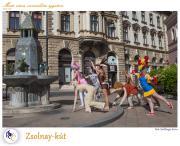 PTE Táncegyüttes - Zsolnay-kút