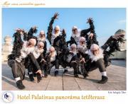 PTE Táncegyüttes -  Hotel Palatinus