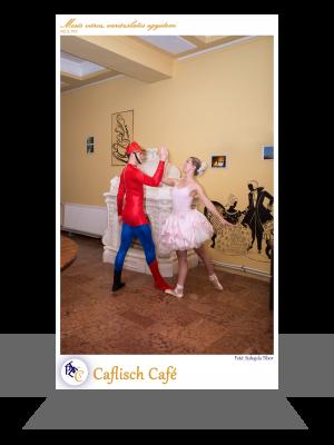 PTE Táncegyüttes - Caflisch Café